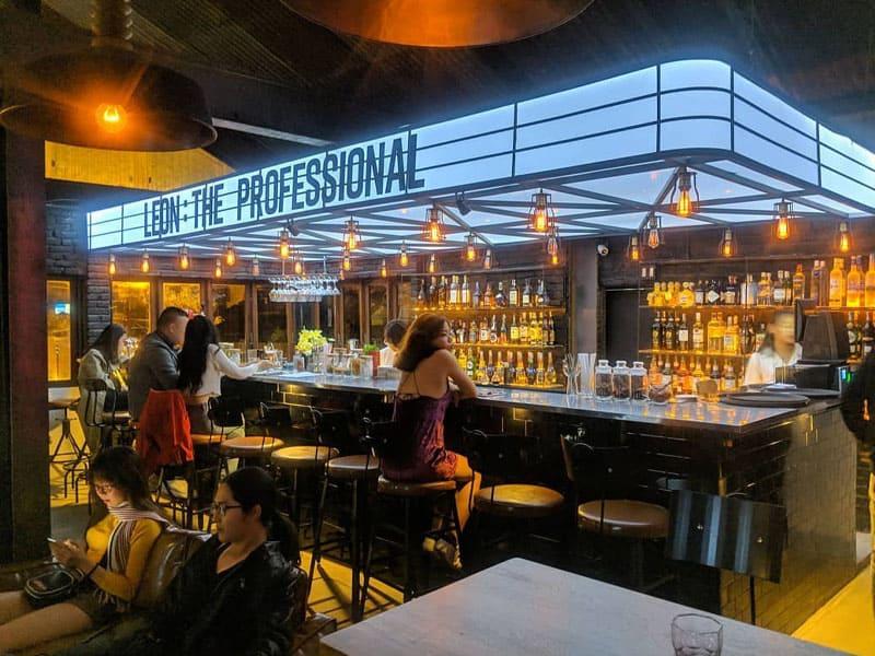 kinh doanh bar