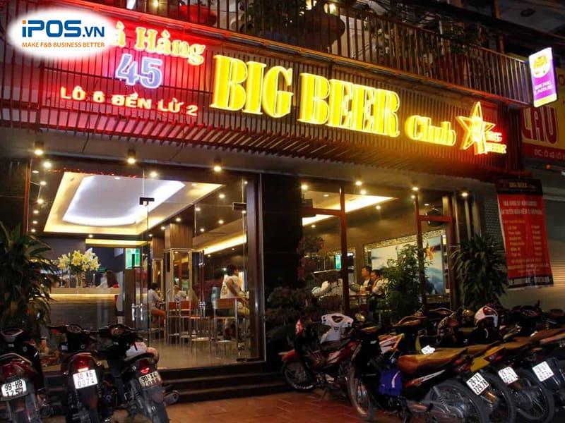 kinh doanh quán bia club
