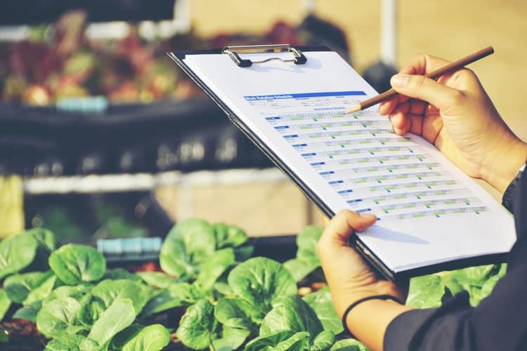 kiểm soát chất lượng thực phẩm