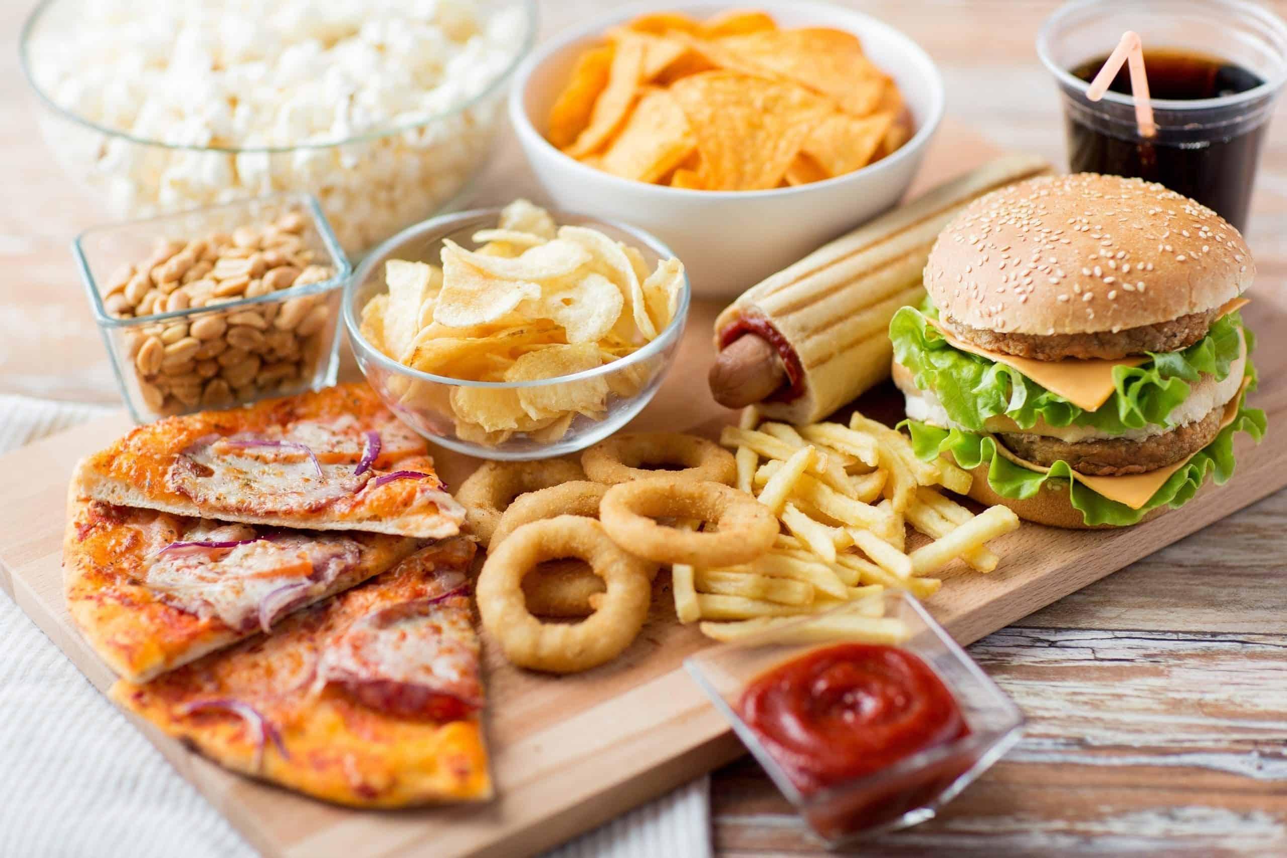 marketing chuỗi cửa hàng thức ăn nhanh