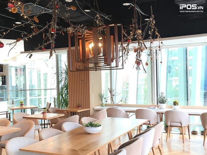 Mô hình kinh doanh cafe văn phòng
