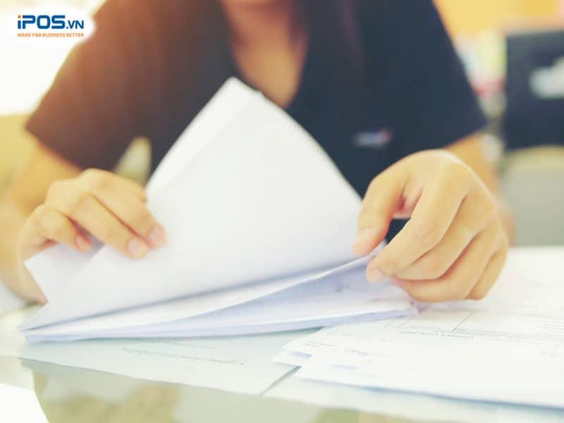 Các giấy tờ cần thiết cho việc kinh doanh