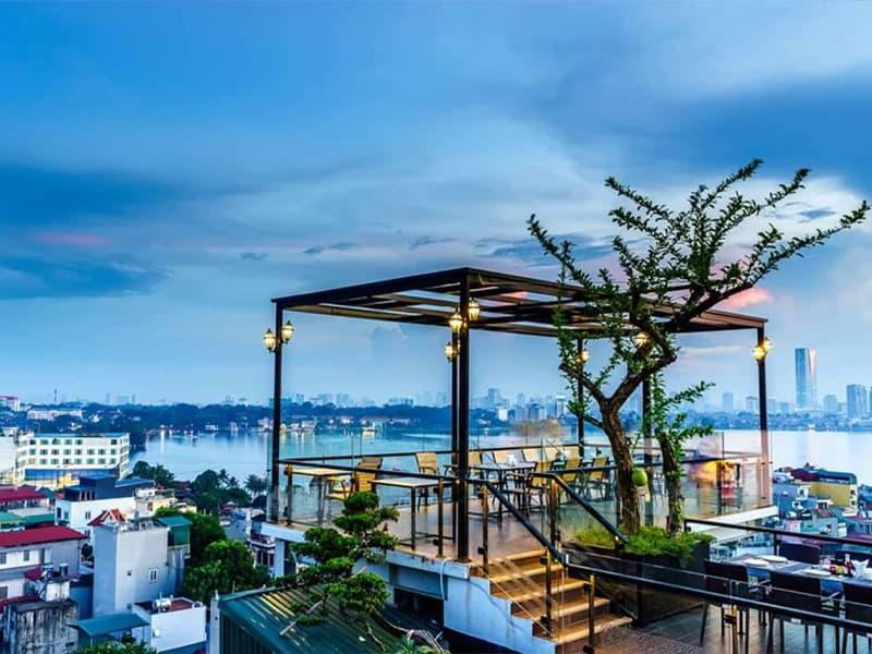 Sơn tường - Decor - Concept quán cafe