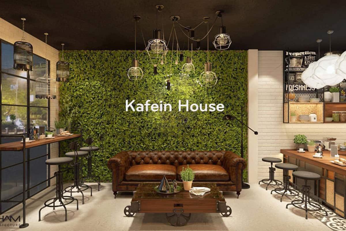 Kafein House - Sống trọn với đam mê 1