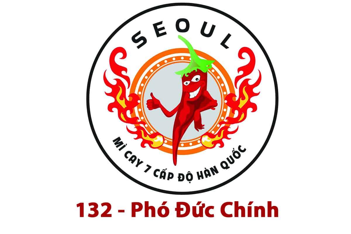 """Thách thức vị giác với """"Mỳ cay Seoul"""" 7 cấp độ 1"""