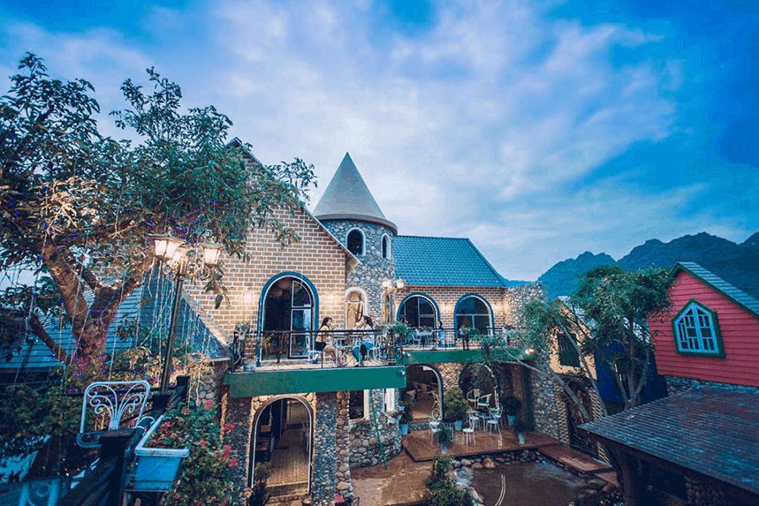 Dreamy Coffee – café lâu đài độc đáo giữa lòng Lai Châu 1