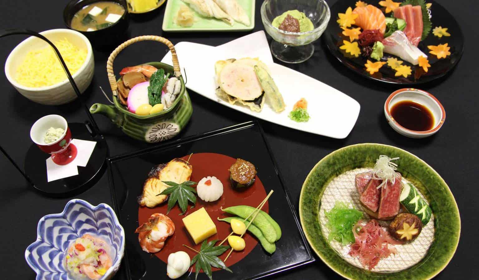 nhà hàng Kyo Kiyomizu