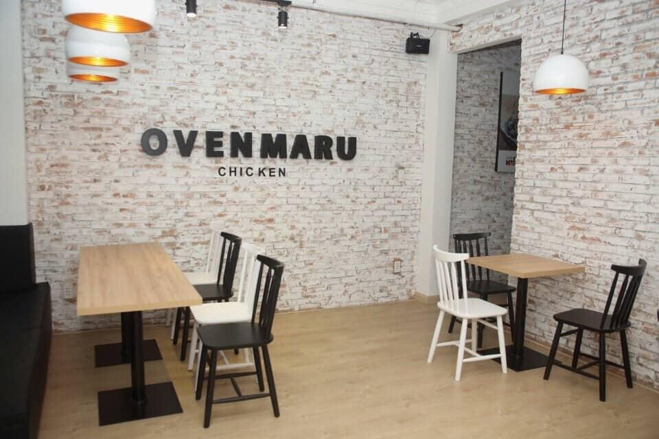 Gà nướng Hàn Quốc Oven Maru Chicken đã có mặt ở Việt Nam 1
