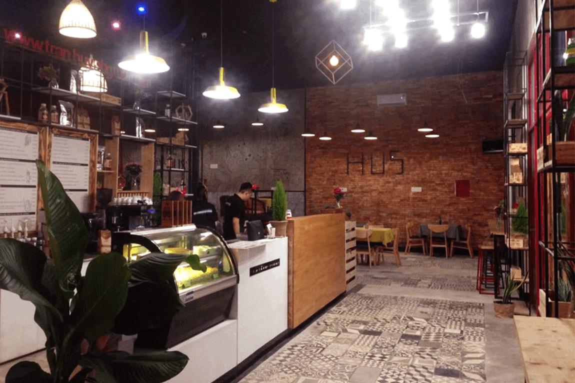 """The Hus Coffee n more– """" Cà phê của bạn, không gian của bạn"""" 1"""