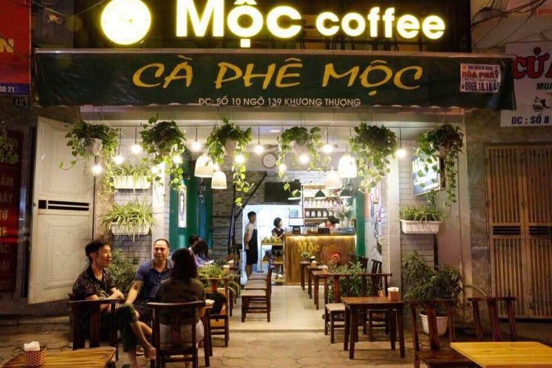 Cách phục vụ quán cafe chuyên nghiệp
