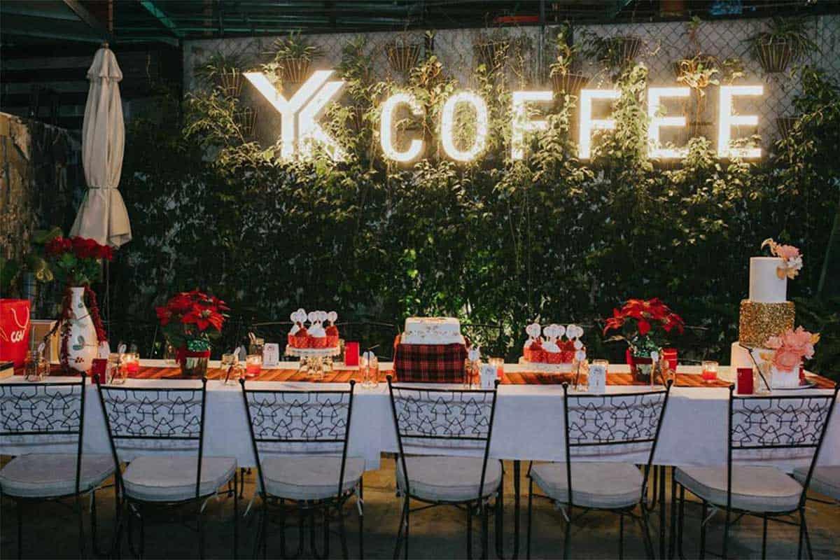 YK Coffee - quán cafe âm nhạc cực chất ở Sài Gòn 1