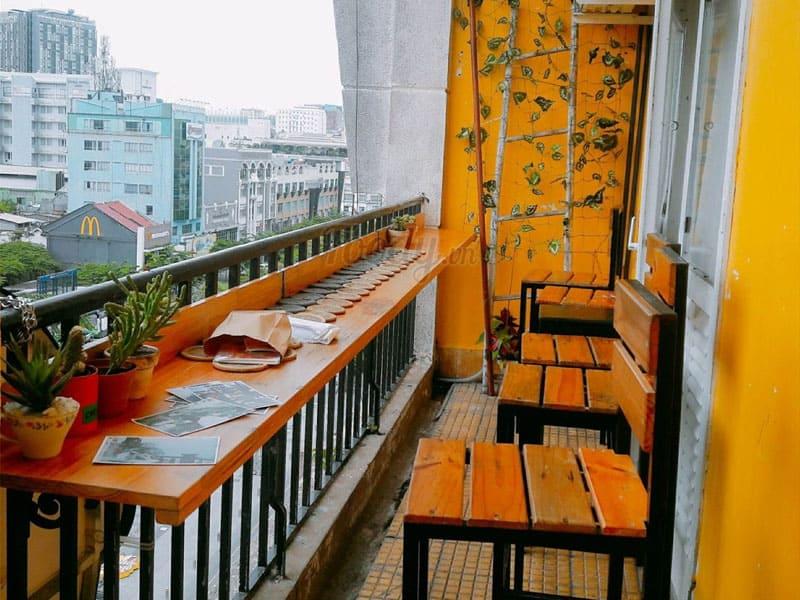 Cafe chung cư
