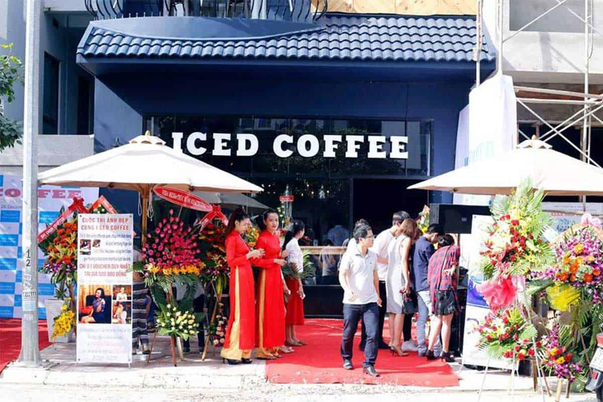 Iced Coffee, câu chuyện từ nông trại đến ly cafe 1