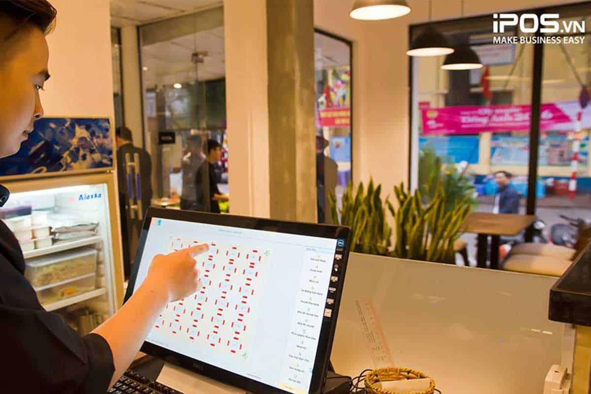 Phần mềm quản lý nhà hàng iPOS - Gạt bỏ nỗi lo hao phí 5