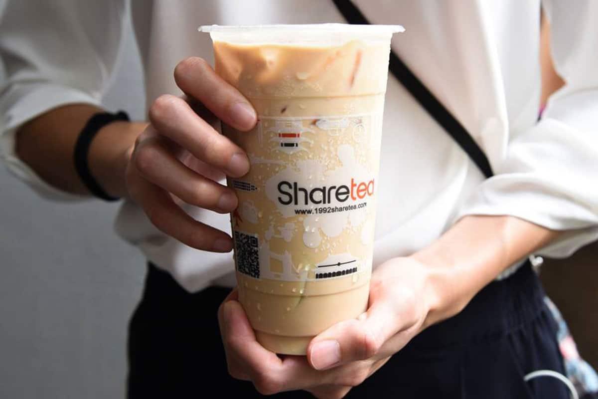 Sharetea – Share it, drink it-loving it! 1