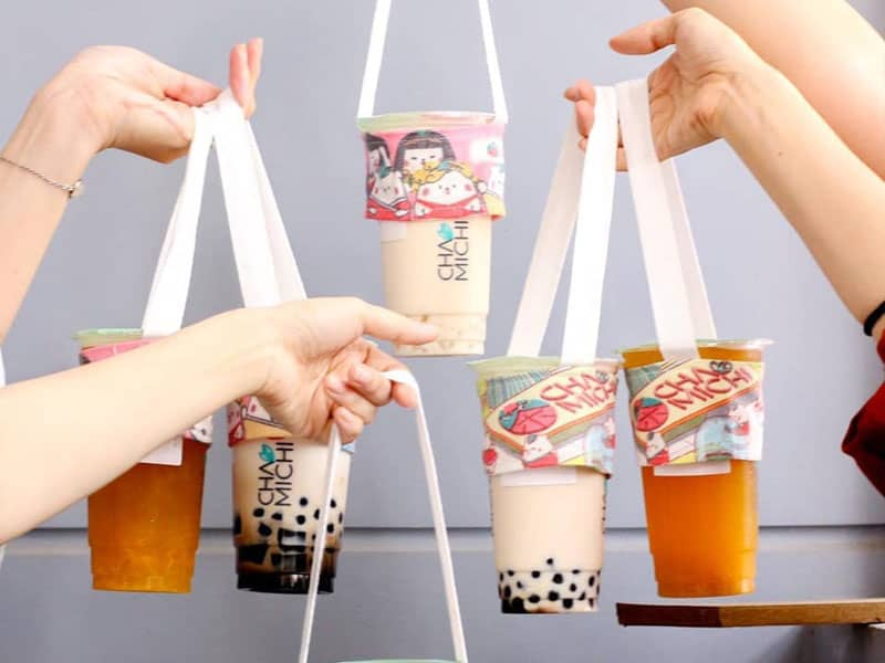 Thị trường kinh doanh trà sữa