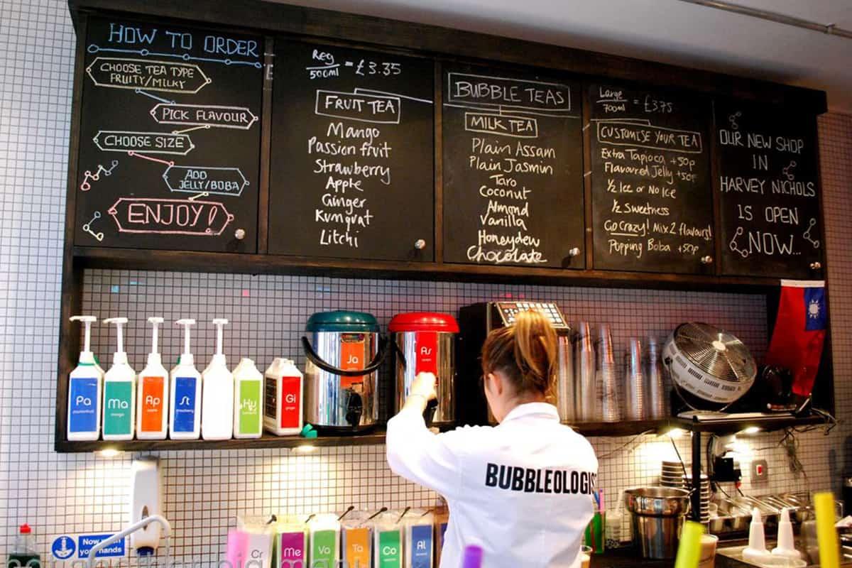 Kinh doanh trà sữa: Chuỗi hay không chuỗi? 1