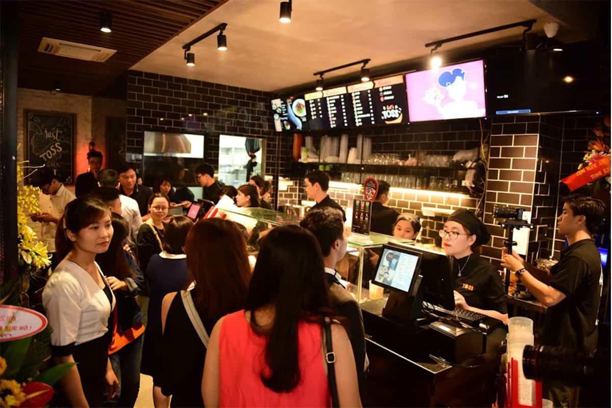 3 yếu tố cơ bản quyết định sự thành công của chuỗi cửa hàng ăn uống 1