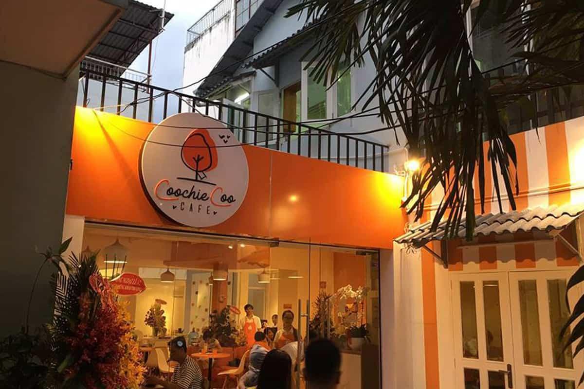 Coochie Coo Cafe – Sự lựa chọn hoàn hảo cho những bậc phụ huynh bận rộn! 1