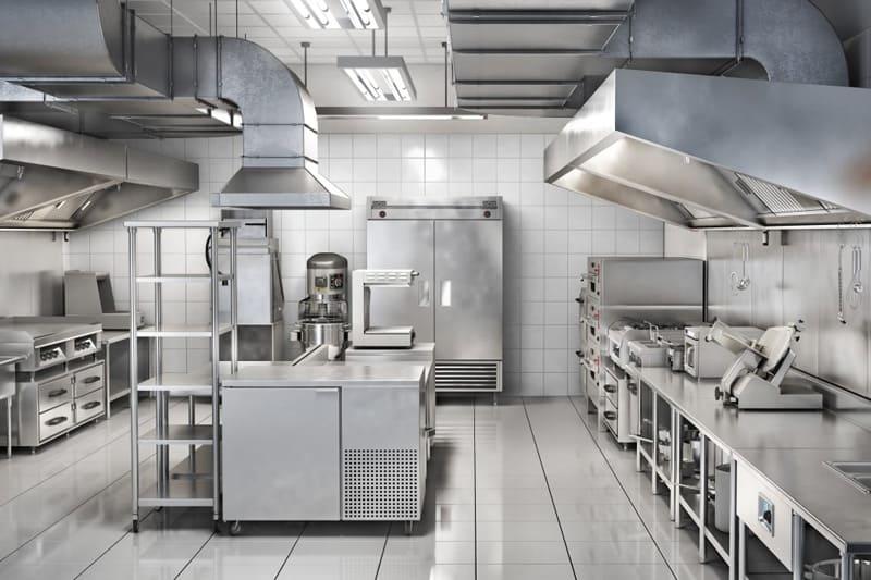 Đầu tư các thiết bị bếp hiện đại, chất lượng là cách quản lý bếp nhà hàng thông minh