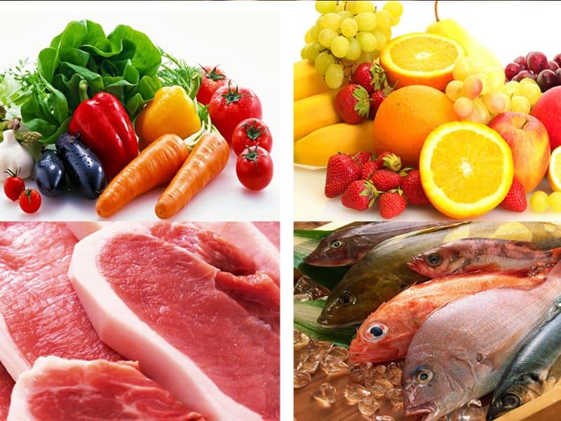 tăng giá đồ uống và thức ăn