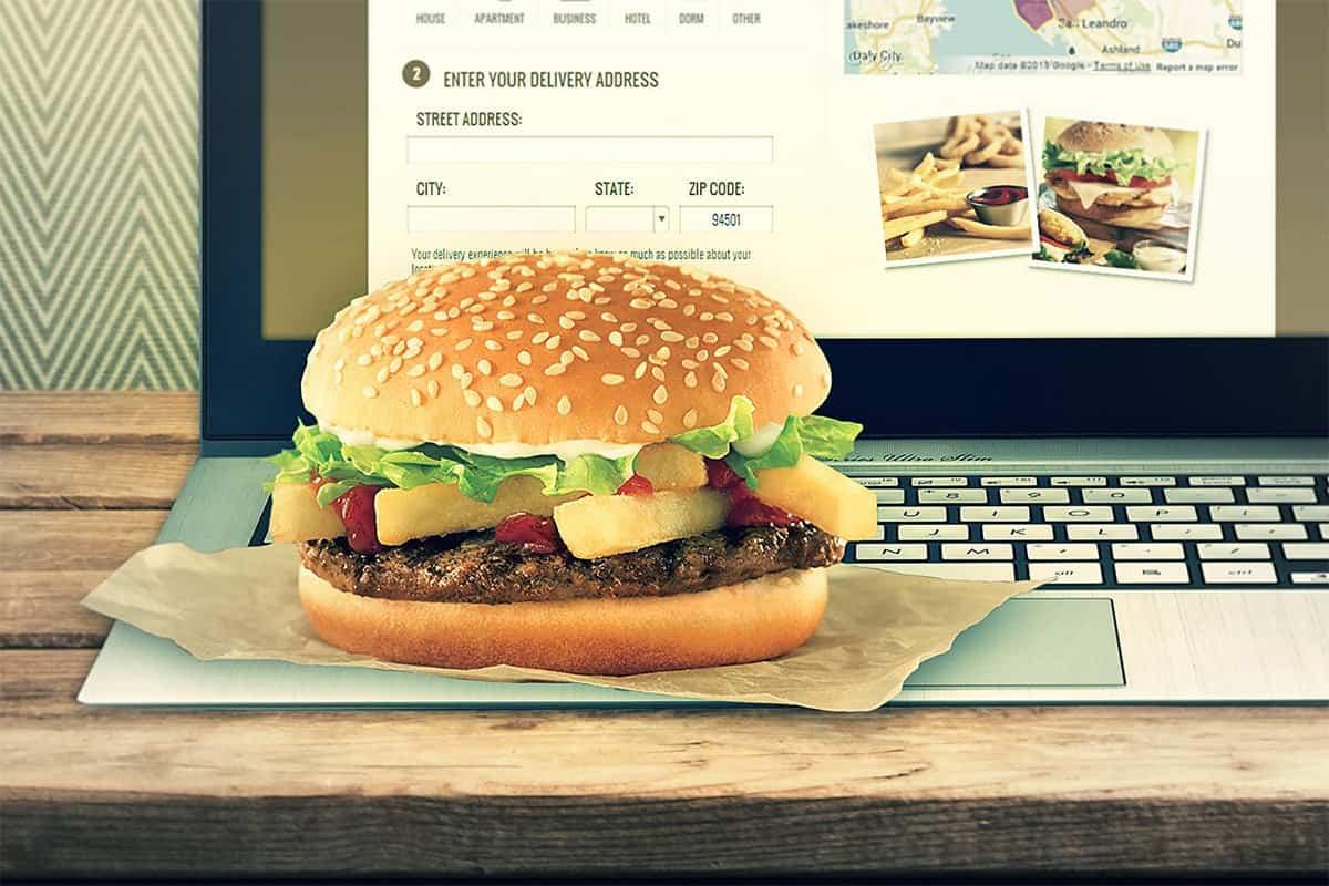 Đồ ăn online – Xu hướng kinh doanh đầy hứa hẹn 1