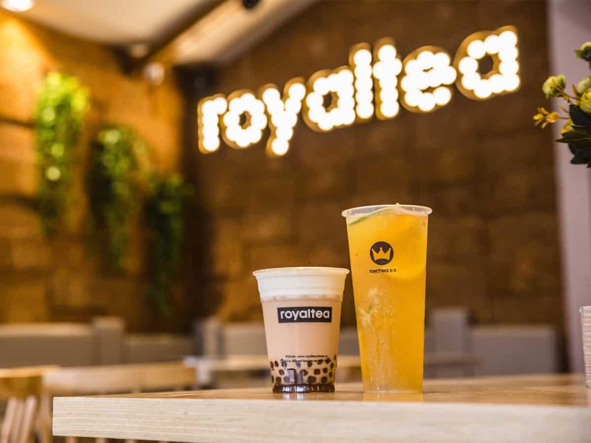 RoyalTea – Trà sữa Hoàng gia 1