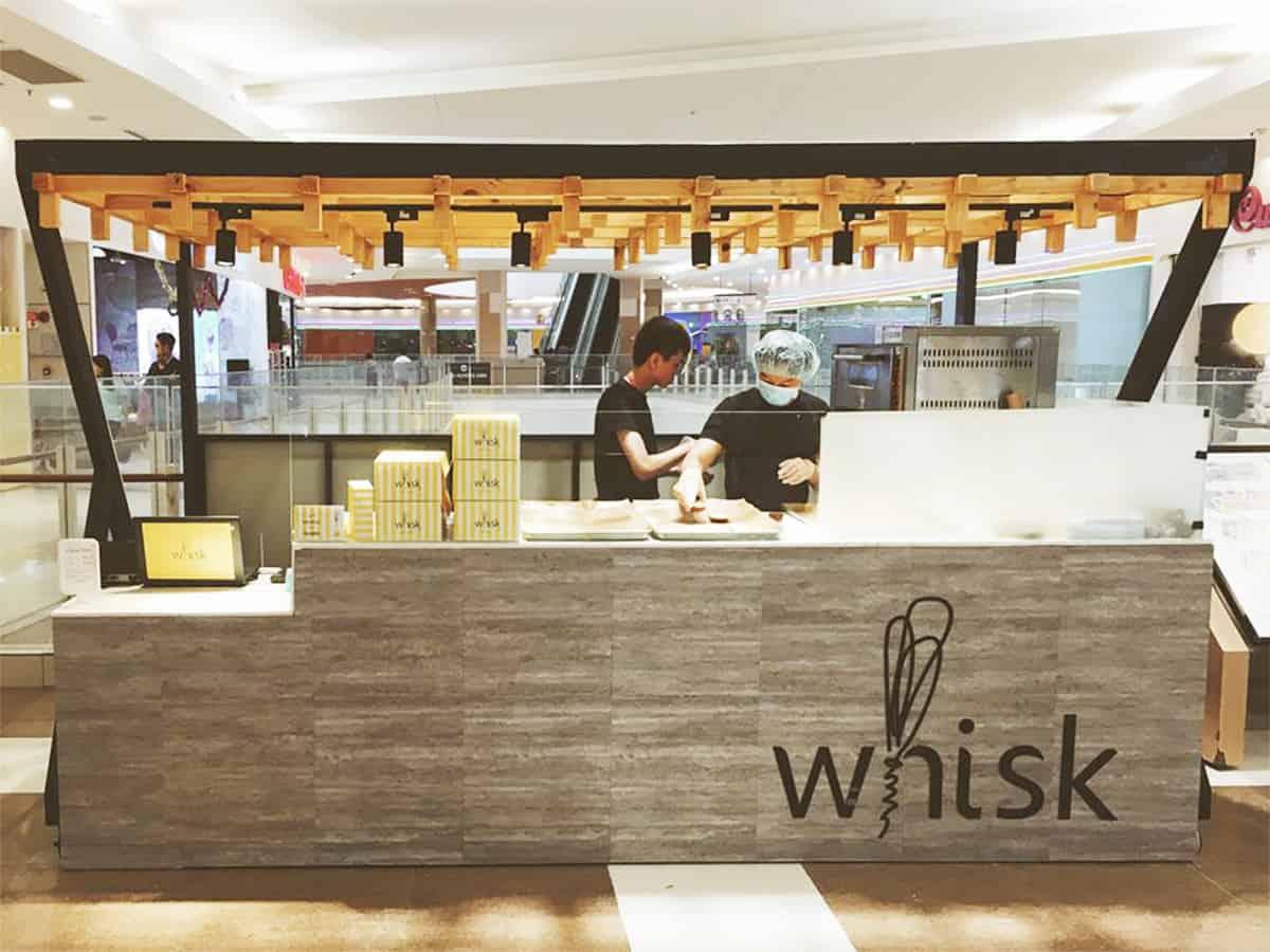 Tiết lộ tiệm bánh tart phô mai khiến giới trẻ Sài Gòn mê mệt – Whisk Cheese & Tea 1