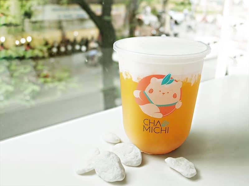 Trà sữa Chamichi