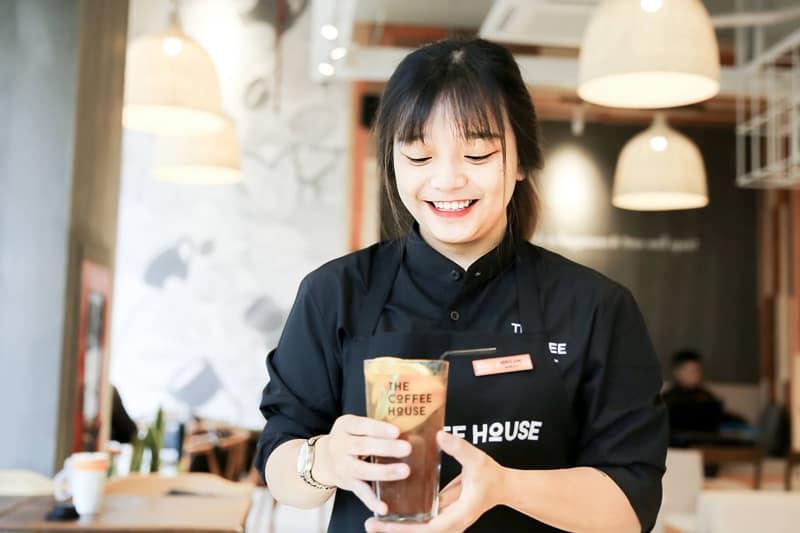 Chất lượng cafe không được như kỳ vọng của khách hàng