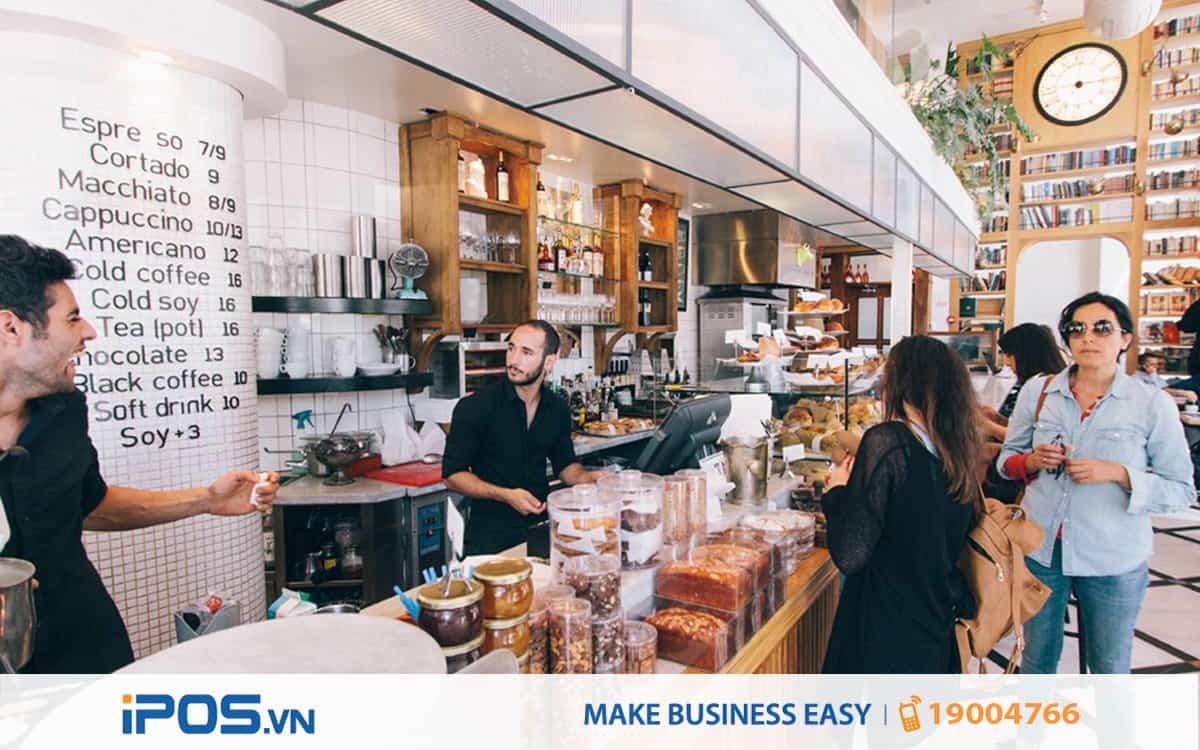 5 điều cần lưu ý khi tuyển dụng nhân viên phục vụ quán cafe 1