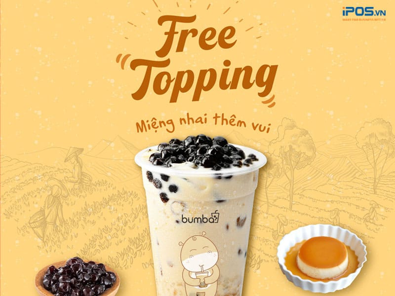 Free Topping