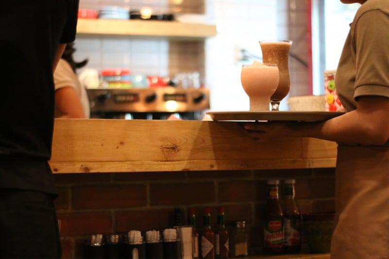 Phổ biến rõ ràng nội quy của quán cafe