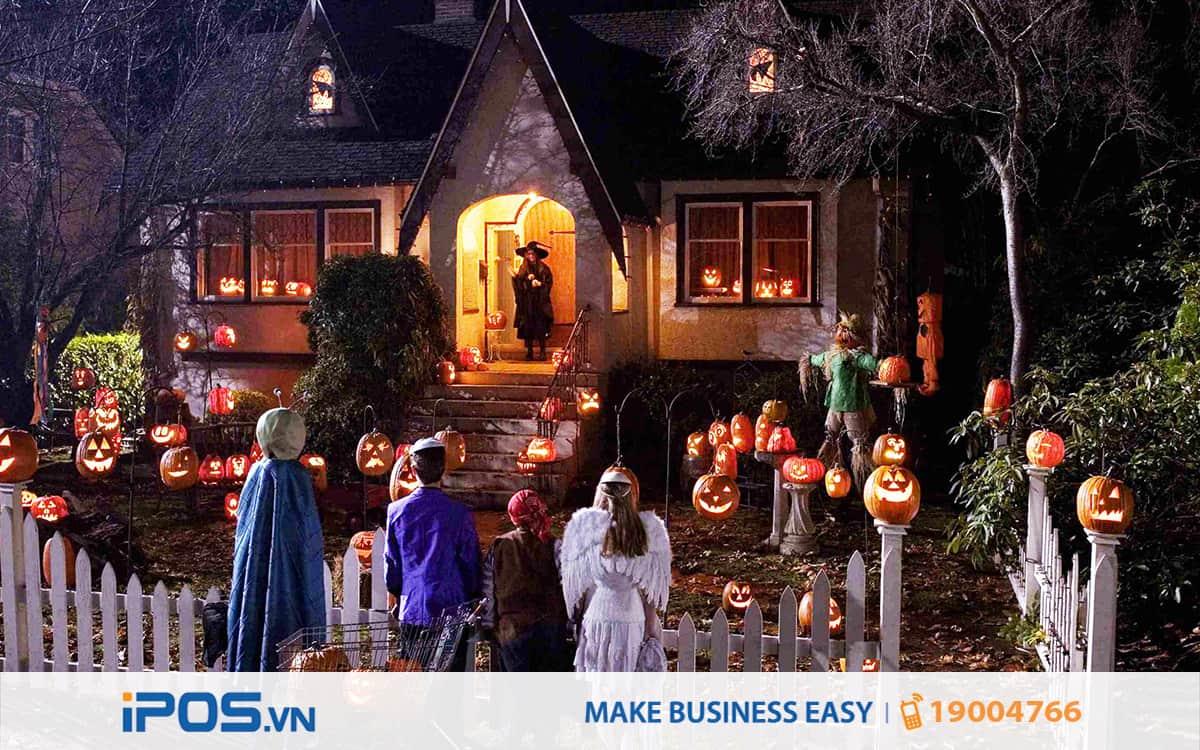 Một vài ý tưởng về halloween giúp nhà hàng thu hút thực khách 1