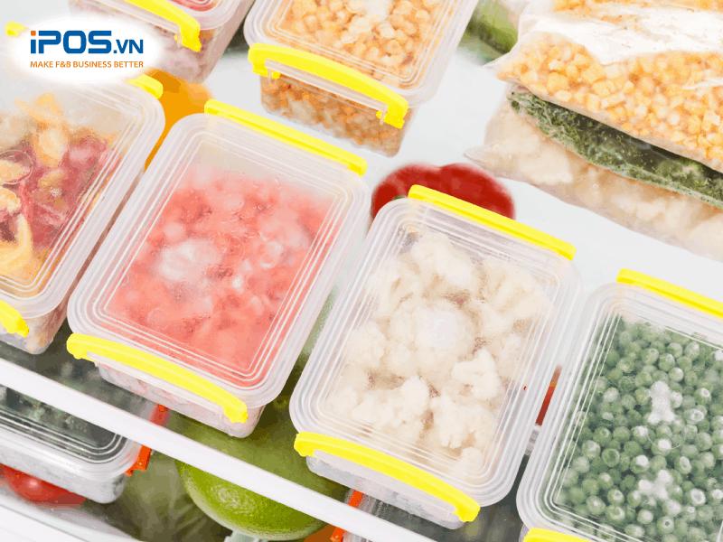 Đông lạnh có thể kéo dài thời gian bảo quản, nhưng lại làm giảm độ ngon của thực phẩm