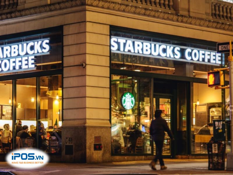 đế chế Starbucks