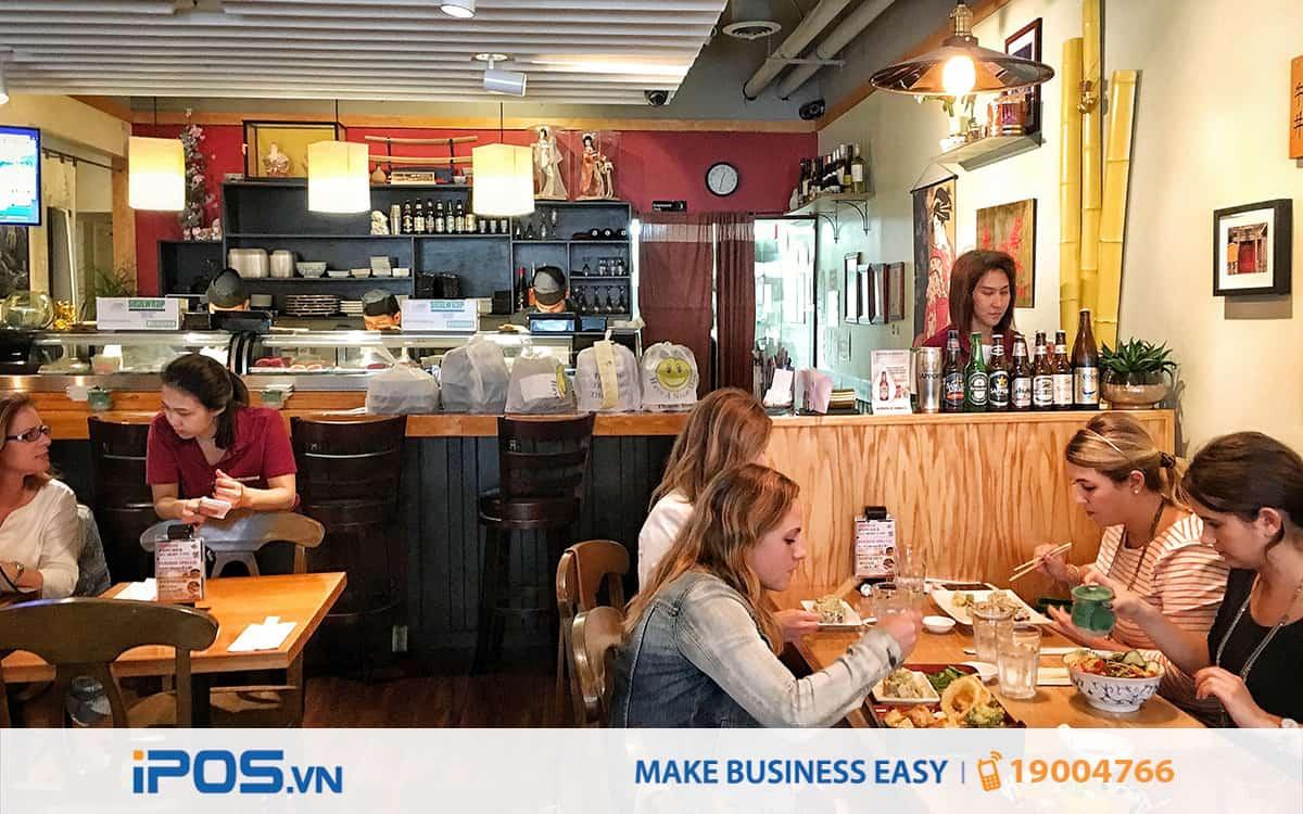 Làm thế nào để nhà hàng của bạn vượt qua đối thủ cạnh tranh? 1