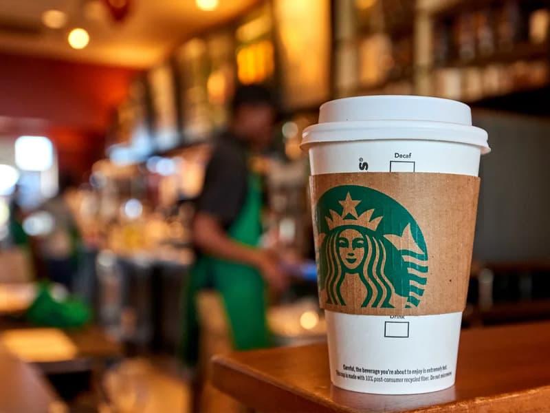 Giai đoạn trở lại của Starbucks