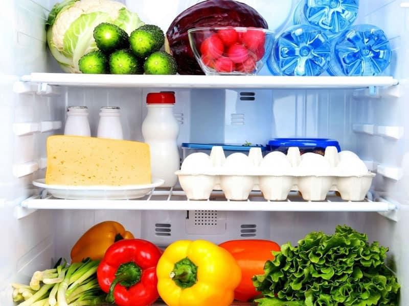 Nguyên tắc vào trước ra trước trong bảo quản thực phẩm