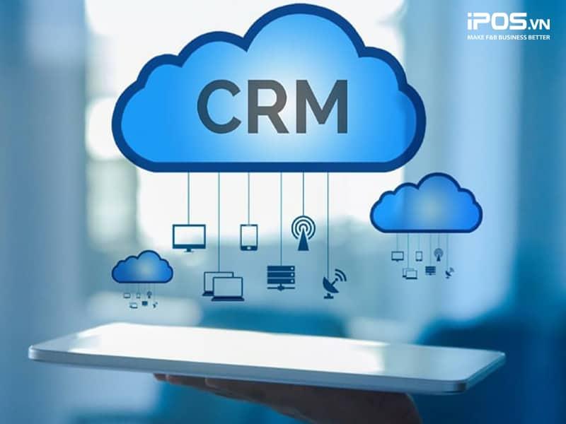 phần mềm crm dạng cloud