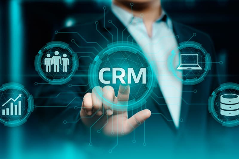Tiến hành triển khai hệ thống CRM