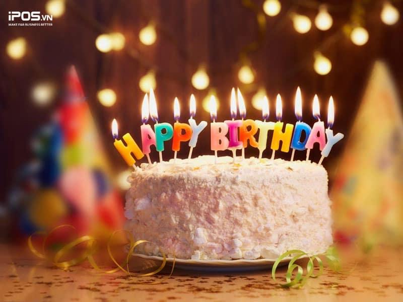 Làm khách hàng cảm thấy đặc biệt trong ngày sinh nhật của mình