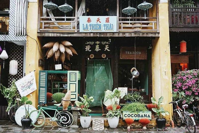 Đặc điểm của mô hình cafe vintage