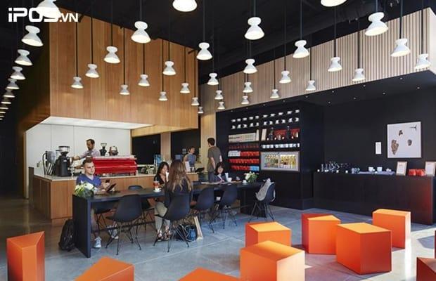 Bảng chi phí mở quán café takeaway 5