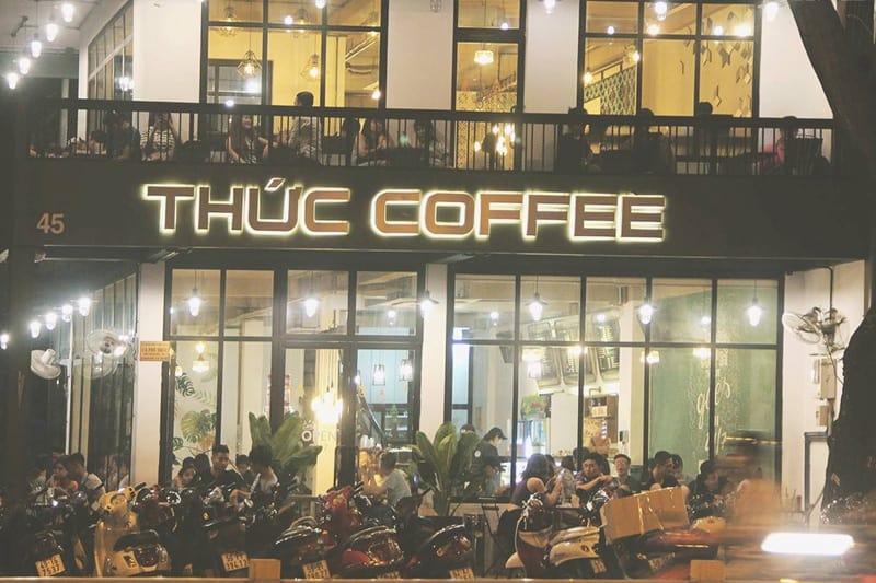 tên quán cafe trà sữa ấn tượng với một chữ duy nhất