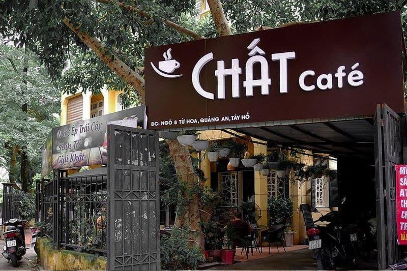 Tên quán cafe trà sữa theo trào lưu