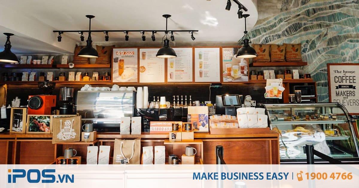 Tại sao nên mở quán café take away? 1