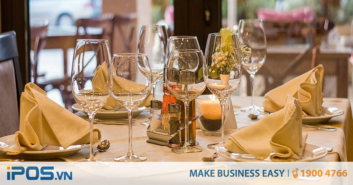 10 bước cần chuẩn bị khi kinh doanh nhà hàng 1