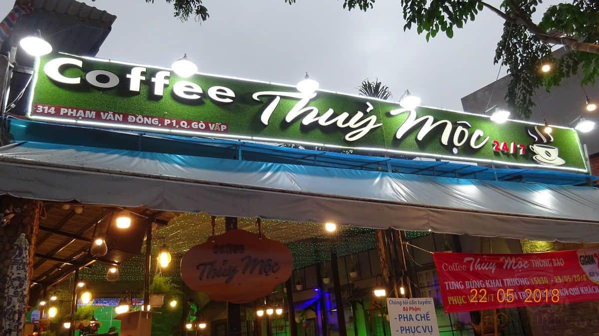 đặt tên quán cafe hay mang ý nghĩa tượng trưng, gợi nhớ