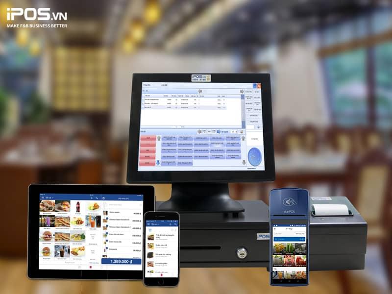 chi phí hệ thống quản lý bán hàng quán cafe take away